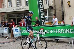 Quentin Mélon wins La Charly Gaul B